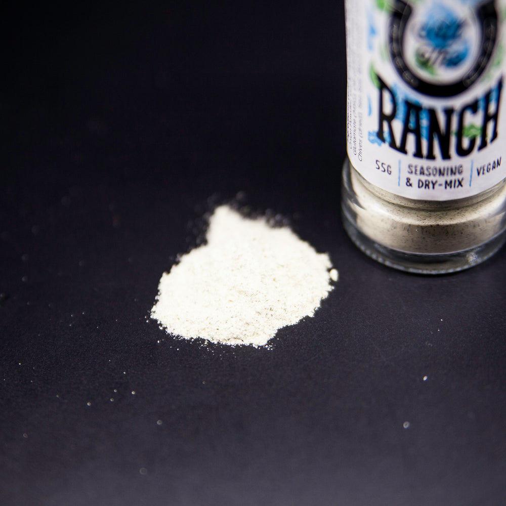 Load image into Gallery viewer, Condimaniac's All The Ranch Vegan Ranch Seasoning & Dressing - (55g)
