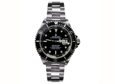 Rolex Submariner - Ref. 16610 - Basel Time