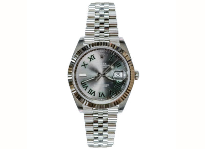 Rolex Datejust II - Ref. 126334 - Basel Time