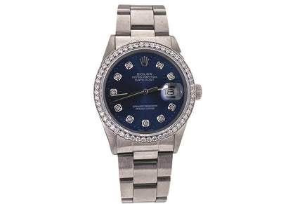 Rolex Datejust- Ref. 16030 - Basel Time