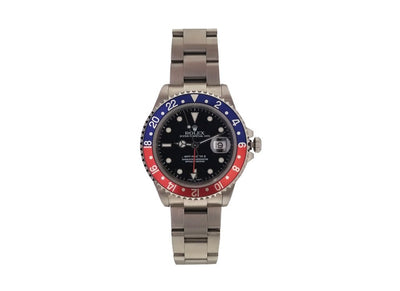 "Rolex GMT Master II ""Pepsi"" - Ref. 16710 - Basel Time"