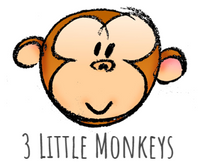 3 Little Monkeys - Gift Card
