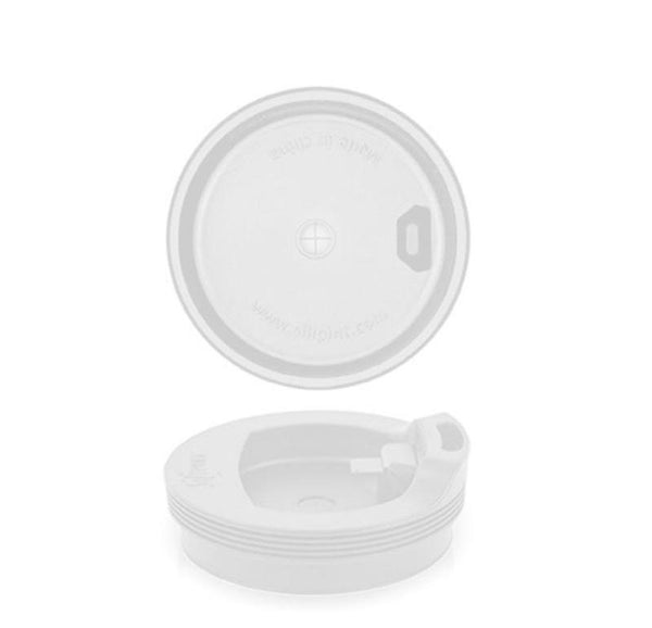 Travel Lid (Frosted White)
