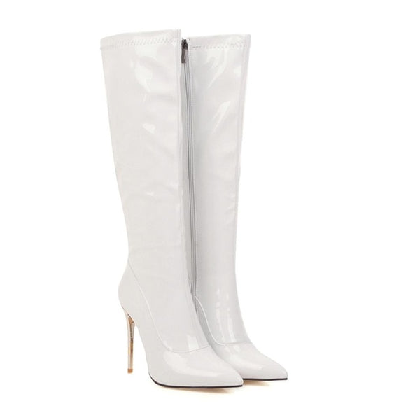 Fashion Knee High Boots Women's Winter Boots - Jance Samantha Beauty & Fashion