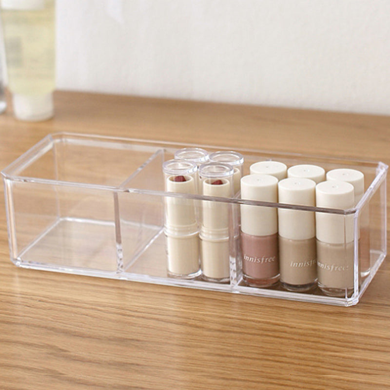 Home DIY Acrylic Plastic Grid Divided Divider Storage - Jance Samantha Beauty & Fashion
