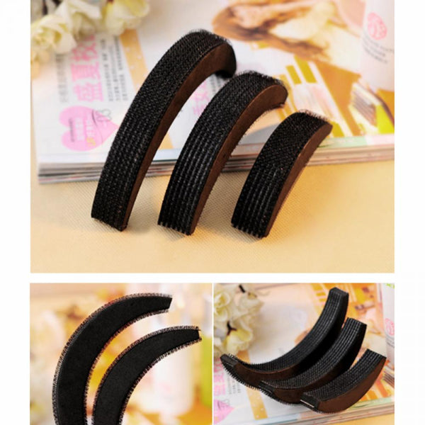 3Size/Set Hair Styling Clip Stick Bun Maker - Jance Samantha Beauty & Fashion