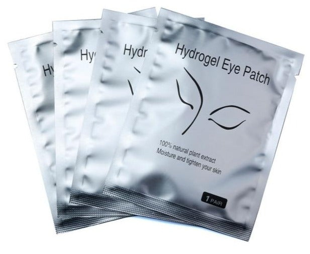 200pairs/pack Patches for Eyelash Extension Lashes Under Gel Eye Pads for Eyelash Extensions Pad New Paper Patches LAUKISS - Jance Samantha Beauty & Fashion