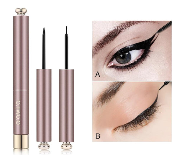 Silk Eye Liner Pencil 24 Hours Long Lasting Water-Proof - Jance Samantha Beauty & Fashion