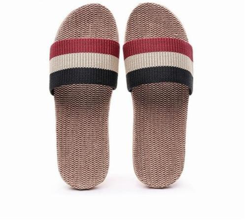 Lovers Casual Linen  Breathable Sandals - Jance Samantha Beauty & Fashion