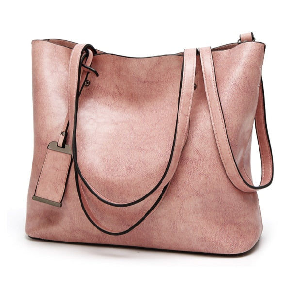 All-Match Ladies High-Capacity Handbag - Jance Samantha Beauty & Fashion