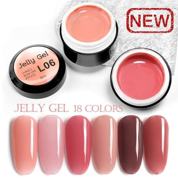 Opal UV Gel 5ml - Jance Samantha Beauty & Fashion