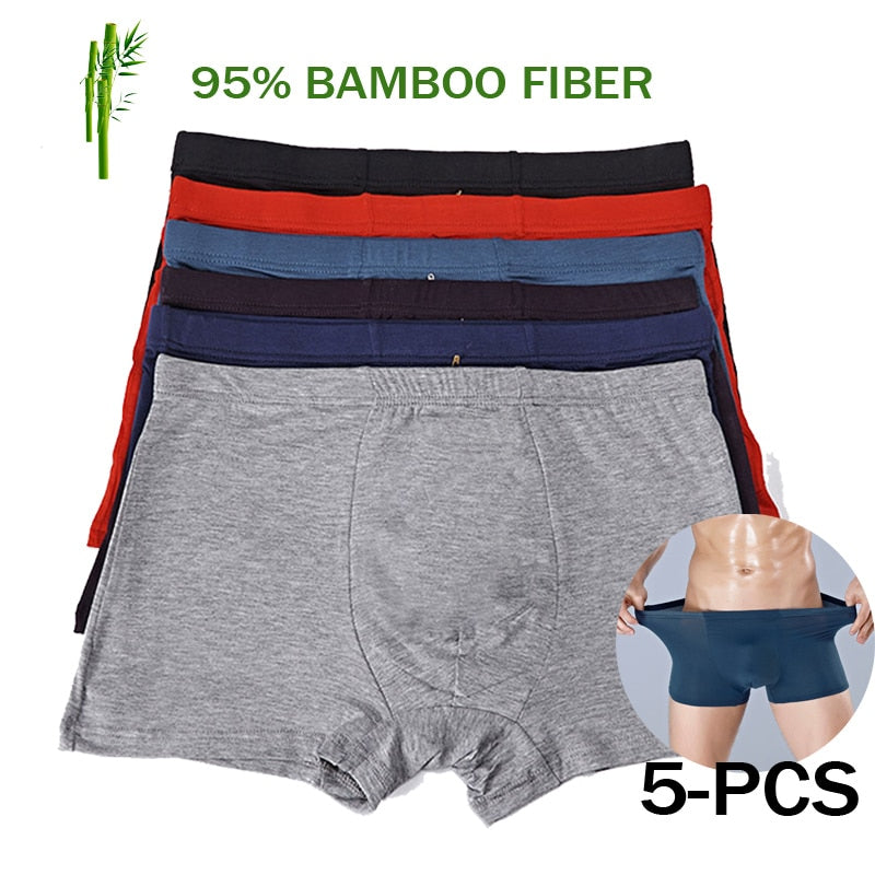 High Quality Bamboo Underwear - Jance Samantha Beauty & Fashion