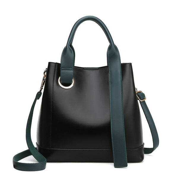 Fashion Top-handle Tote - Jance Samantha Beauty & Fashion