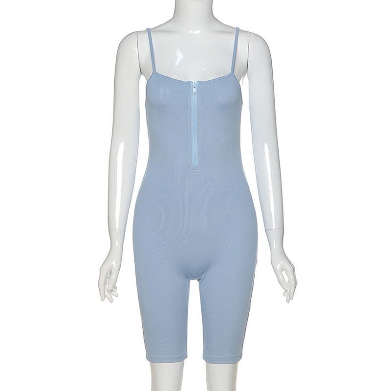 One-Piece Yoga Set Seamless - Jance Samantha Beauty & Fashion