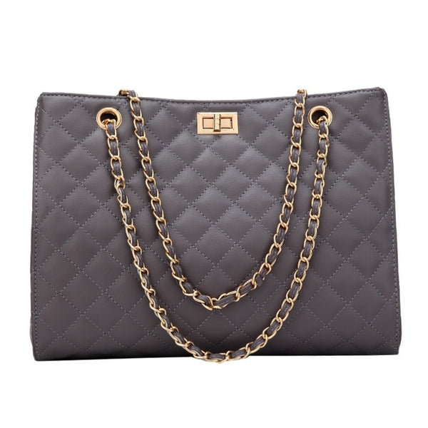 High Quality Chain Crossbody Fashion Bag - Jance Samantha Beauty & Fashion