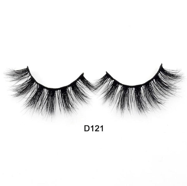 Eye Lashes Long Lasting Natural Mink Lashes Cruelty Free - Jance Samantha Beauty & Fashion