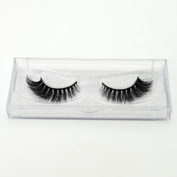 3D Mink Lashes Handmade Full Strip Lashes Cruelty Free - Jance Samantha Beauty & Fashion