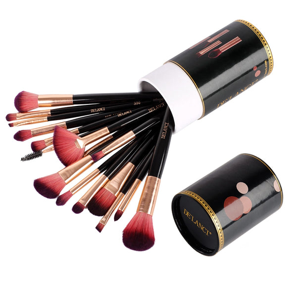16pcs Makeup Brushes Set - Jance Samantha Beauty & Fashion