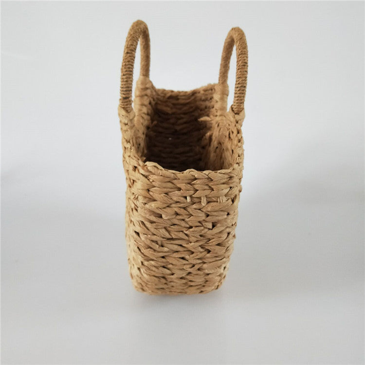 Straw Half Moon High Quality Fashion Beach Bags - Jance Samantha Beauty & Fashion