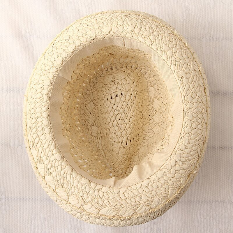 Fashion Handwork Boho Beach Fedora Hat - Jance Samantha Beauty & Fashion