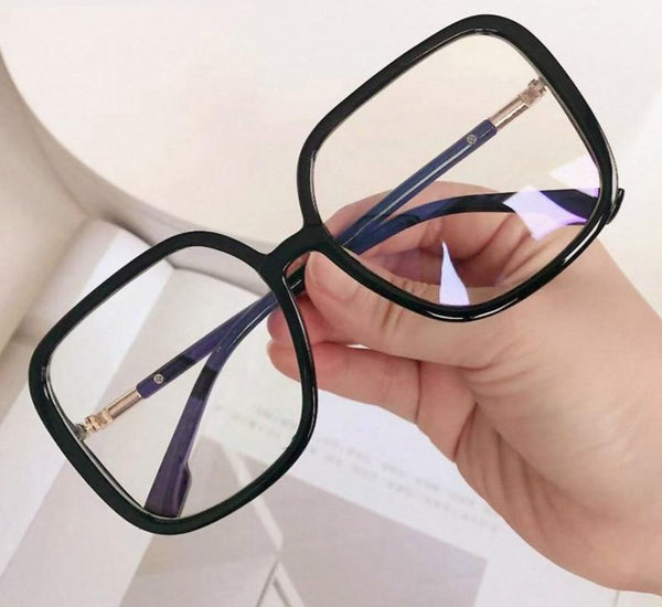 Korean Fashion Spectacle Frames Transparent Oculos - Jance Samantha Beauty & Fashion