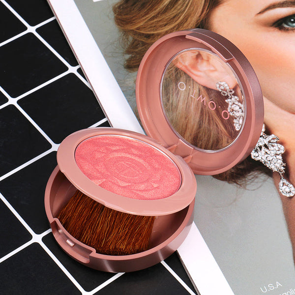 Mineral Powder  Blush - Jance Samantha Beauty & Fashion