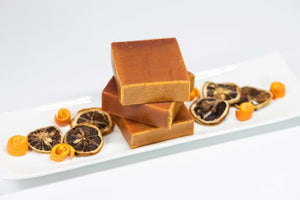 Sample JUPITER BAR - Organic Aromatherapy Soap