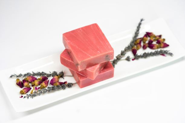 Sample PARADISE BAR - Organic Aromatherapy Soap