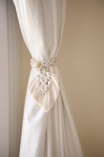 CURTAINS TIEBACKS TUTORIAL. DOWNLOAD