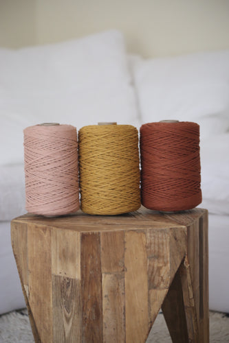 PREMIUM COLOURED COTTON STRING