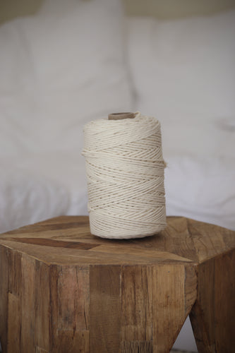 PREMIUM NATURAL COTTON STRING