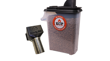 KCP Pellet Caddy System
