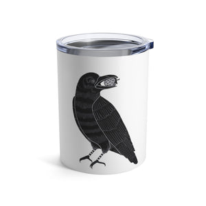 LINDA STRAWBERRY - Winter Raven Tumbler 10oz