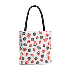 Strawberry Tote