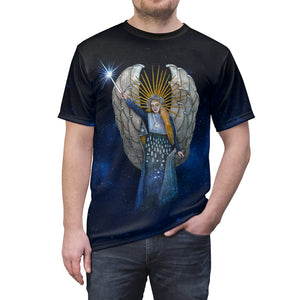 """The Guardian"" Angel T-Shirt - Sublimation AOP"