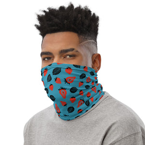 Strawberry Pattern Face Cover
