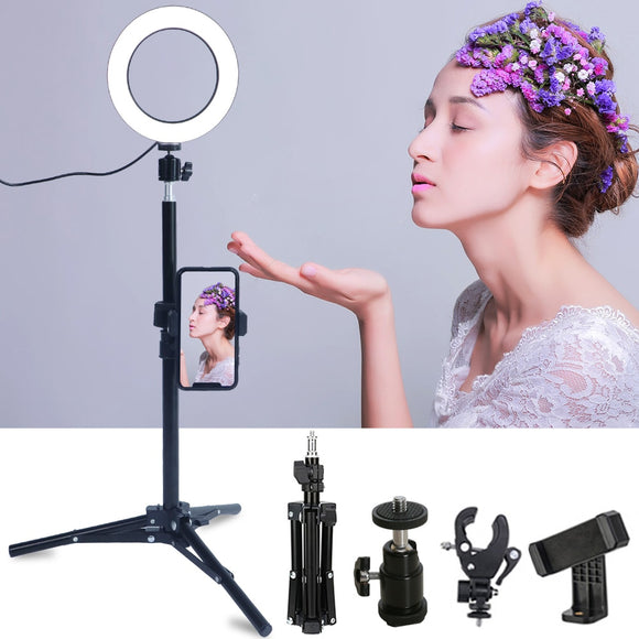 Portable Selfie Lamp Tripod - Daily essentials