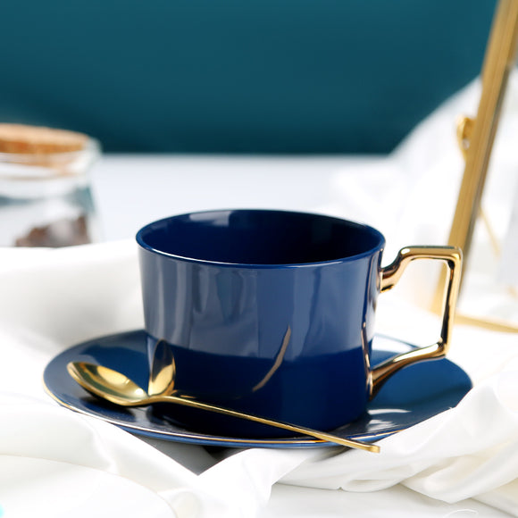 Nordic Coffee Cup and Saucer Set - Daily essentials