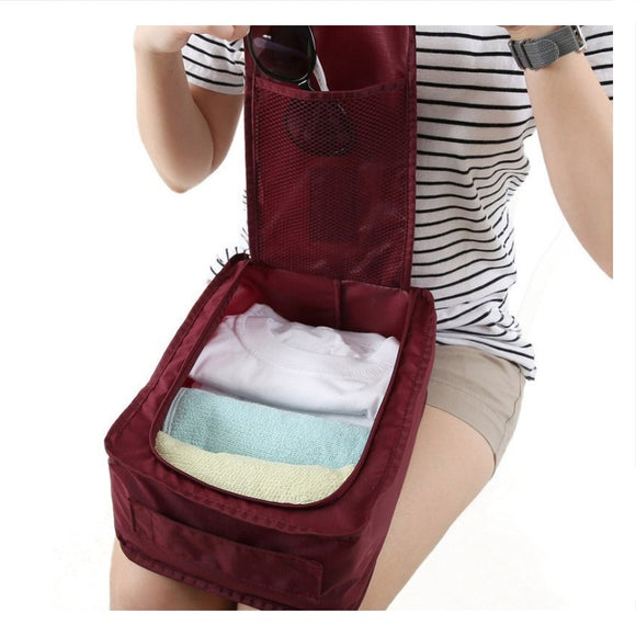 Convenient Shoe Pouch for Travelling - Daily essentials
