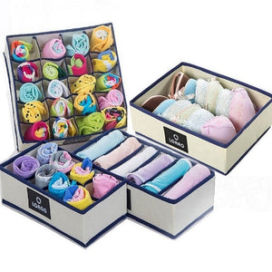 underwear organizer box storage - Daily essentials