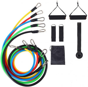 Resistance Band Set 11-piece - Daily essentials