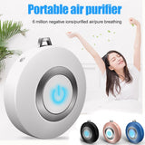Personal Air Purifier Necklace - Daily essentials