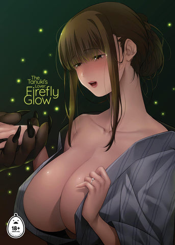 The Tanuki's Lover: Firefly Glow