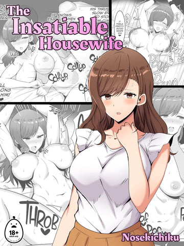 The Insatiable Housewife - IRODORI COMICS