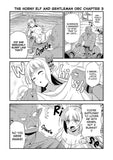 The Horny Elf and the Gentleman Orc 2 - IRODORI COMICS