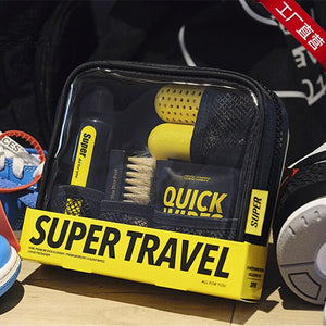 Professional Deep-Cleaning Portable Sneaker Care Kit