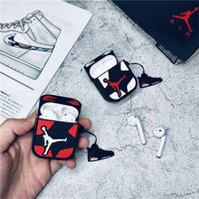 Load image into Gallery viewer, Air Jordan Protective Case for Airpods 1/2/3rd Gen