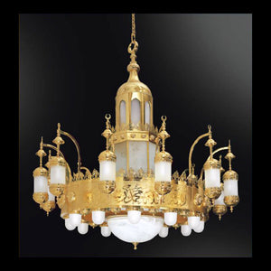 Customized for all kind of  Islamic Chandeliers