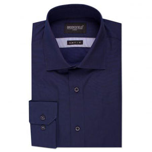 Brooksfield Shirt - The Executive Navy