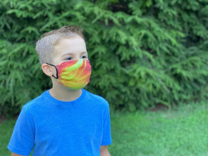 Load image into Gallery viewer, Kid's 5 Pack Easy Masks Traveler